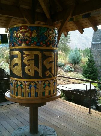 Sawtooth Botanical Garden: Payer Bell