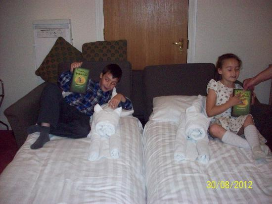 Holiday Inn Norwich North Hotel: Animal Magic