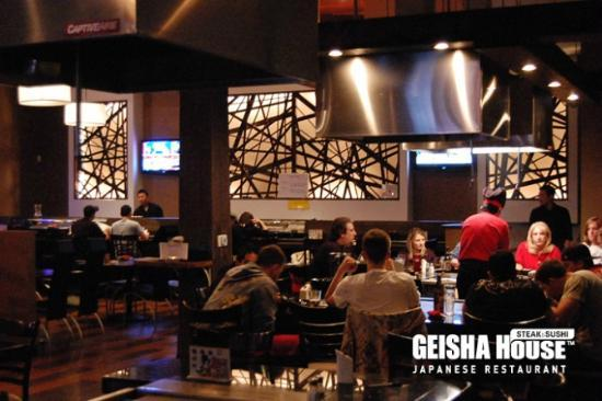 Geisha House Steak & Sushi