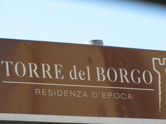 Torre del Borgo: Logo Torre