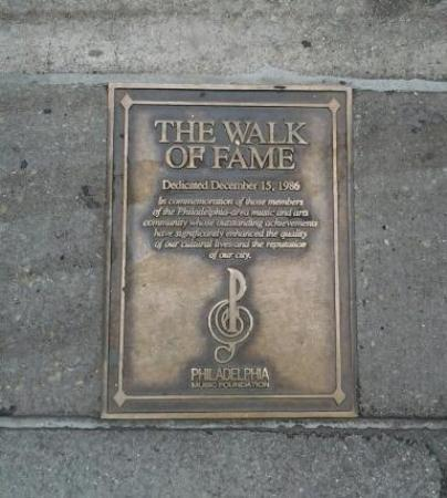 ‪‪Free Tours by Foot‬: Philly's walk of fame‬