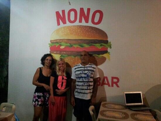 Restaurante & Lanchonete do Nonô: Nono Lanches Bar
