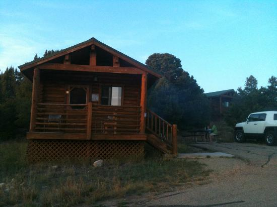 Zion Ponderosa Ranch Resort: Cabin #16