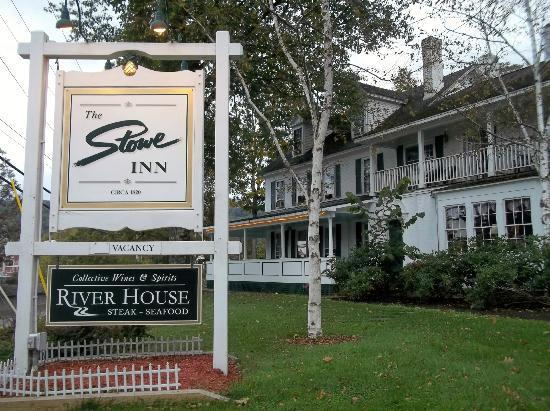The Stowe Inn: Inn