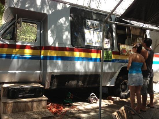 Da Fish House: The Lunch Wagon
