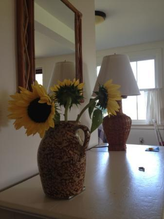The Broad Meadow Bed & Breakfast: nice details