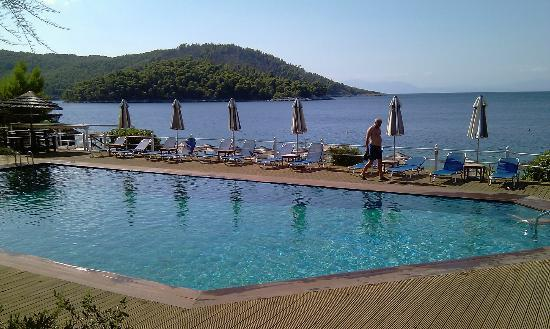 Adrina Beach: Pool