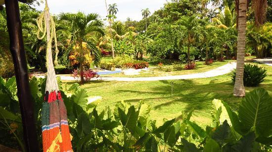 Hotel Posada La Bokaina: Vista desde la habitación