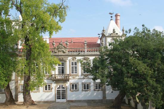 Pestana Palacio do Freixo: Palace Hotel facade