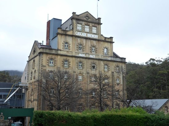 Historic Cascade Brewery