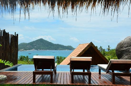Koh Tao Heights Boutique Villas: Koh Tao island
