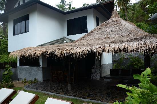 เกาะเต่าไฮท์ บูติควิลล่า: Our wonderful little villa!