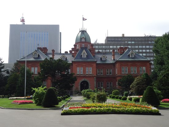 Former Hokkaido Government Office Building: 外観