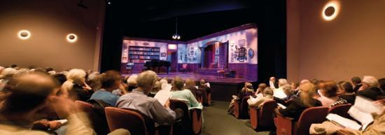 Marin Theatre Company: Our cozy 231-seat proscenium theater, where no seat is more than 30 feet from the stage.