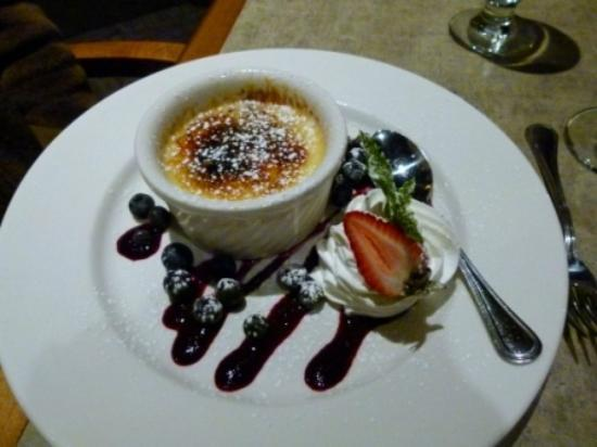 Traders Grill: Creme Brulee