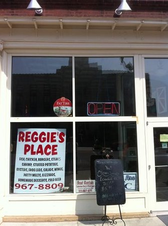Reggie's Fish and Chicken