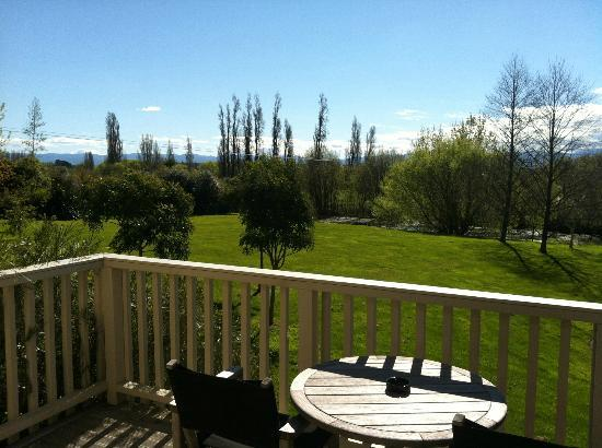 Peppers Parehua Martinborough: View from the private deck