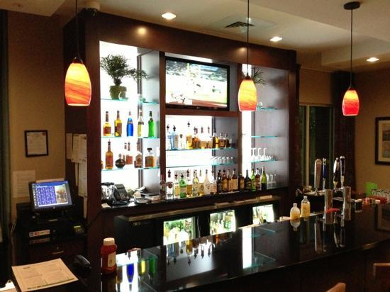 Holiday Inn Dothan: the bar and grill.