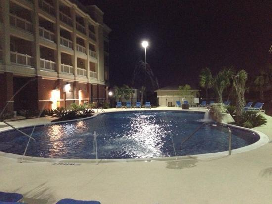 Holiday Inn Dothan: pool