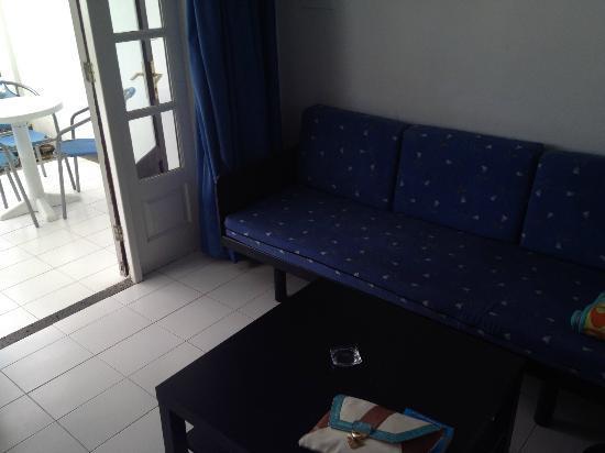 Plaza Azul: sittingroom
