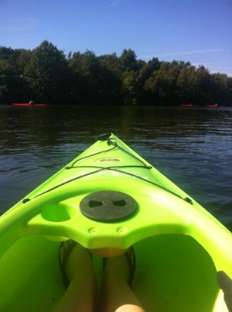 Charles River Canoe & Kayak: on the charles