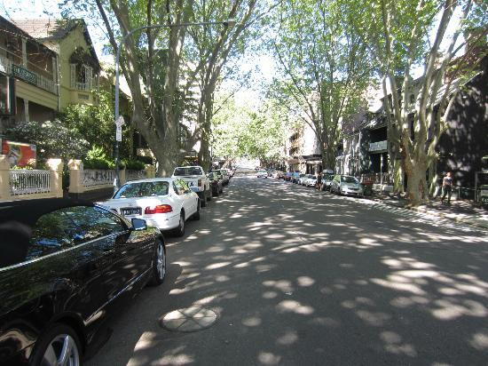 Zing Backpackers: Victoria Street