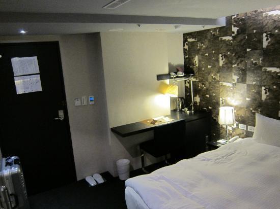 Vendome Hotel Taipei: 部屋