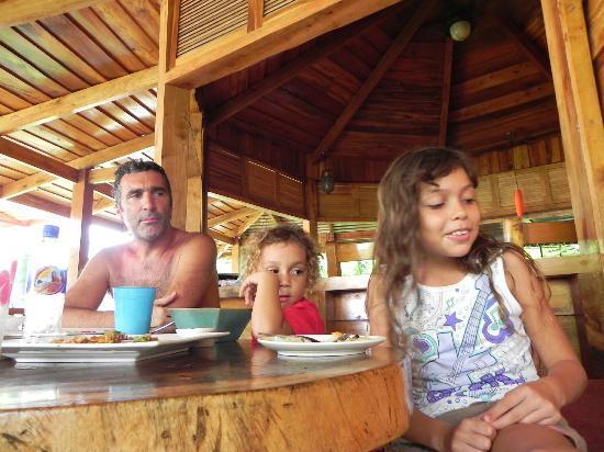 Alma Villa & Restaurant : Restaurant