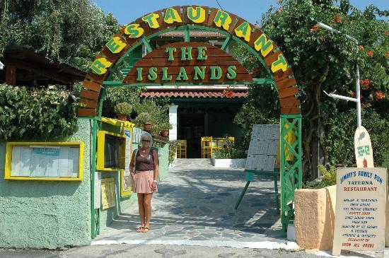 The Islands Restaurant: A Little Paradise