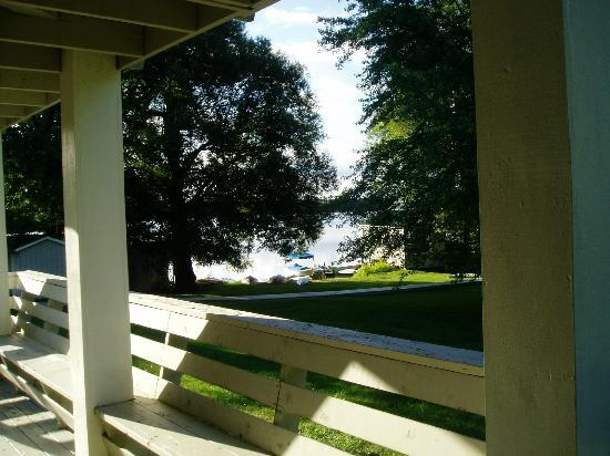 Lake on the Mountain: Suite view