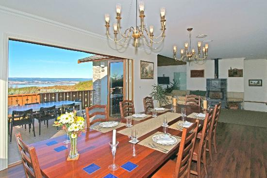 Chalet Eiger: Dining room
