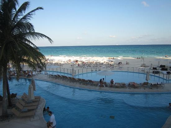 Playacar Palace: View
