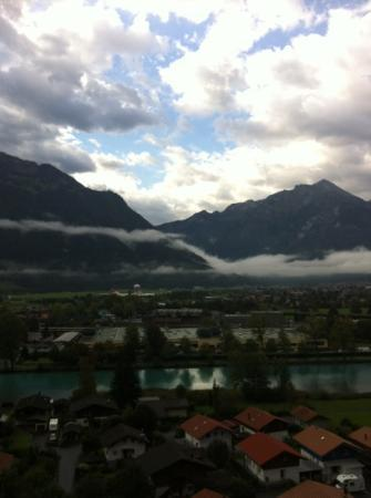 Gasthof Schonegg: View from the room