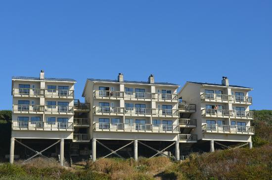 Sunset Oceanfront Lodging: The Vern Brown Addition--Nice!