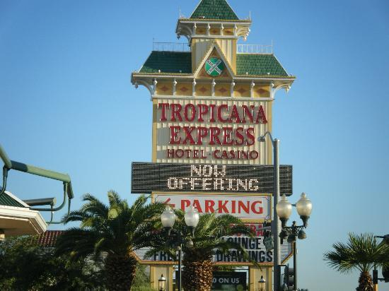Tropicana Express Laughlin