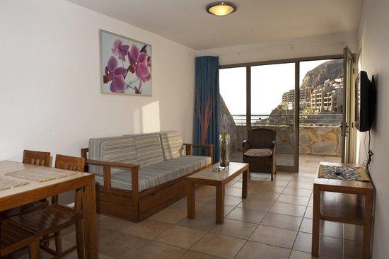 Hotel Terraza Amadores: Salón