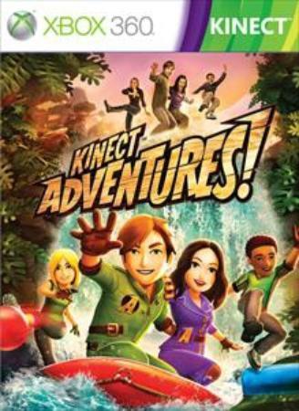 Planetarium Arcade: Kinect Adventures for Xbox 360 Kinect