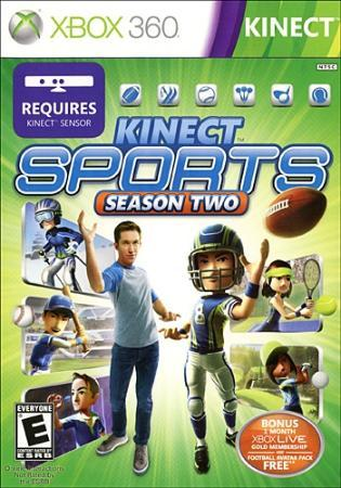 Planetarium Arcade: Kinect Sports Season Two for Xbox 360 Kinect