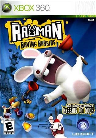 Planetarium Arcade: Rayman Raving Rabbids for Xbox 360