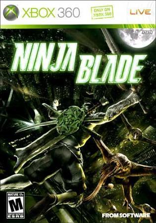 Planetarium Arcade: Ninja Blade for Xbox 360