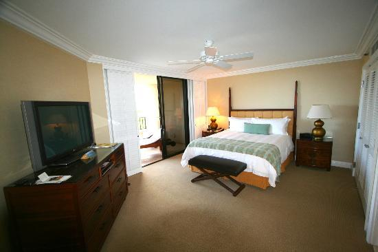 Four Seasons Resort Maui at Wailea: Bedroom