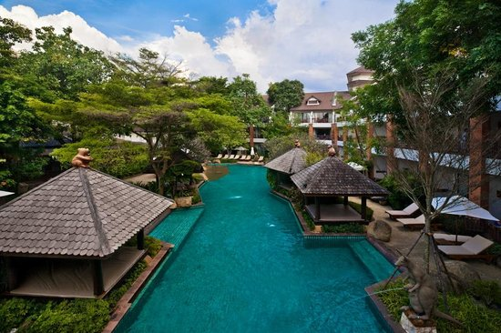 Woodlands Hotel & Resort: Woodlands Resort Pattaya - Swimming Pool