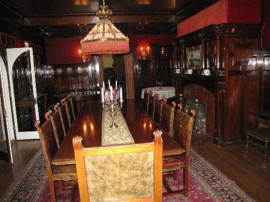 Redstone Castle: Formal Dining