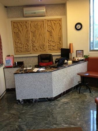 Haiye Guest House Kenting: Front desk