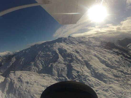 Air Milford: Coronet Peak Ski Field