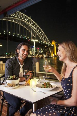 The Deck Sydney: Harbourside dining at it's best