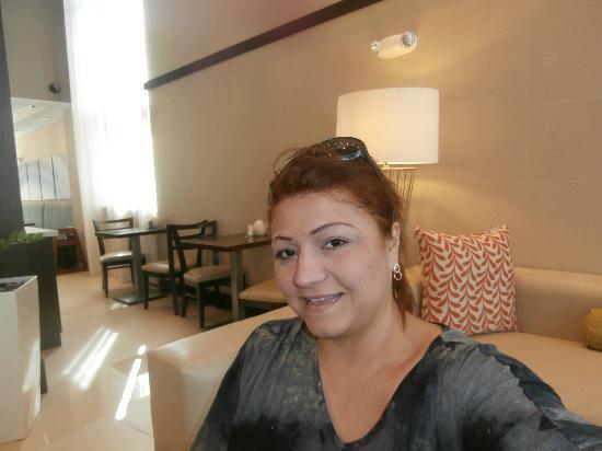 Comfort Suites Miami Airport North: area desayuno