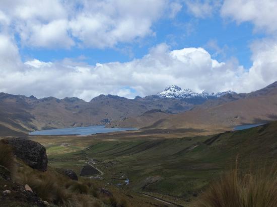 Lakes of Ozogoche (Lagunas de Ozogoche): the way to the lakes