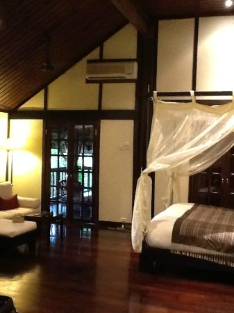3 Nagas Hotel: Our suite