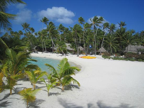 Bora Bora Pearl Beach Resort & Spa: beach